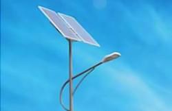 Solar street light HDL